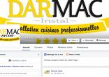 Darmac sur Facebook
