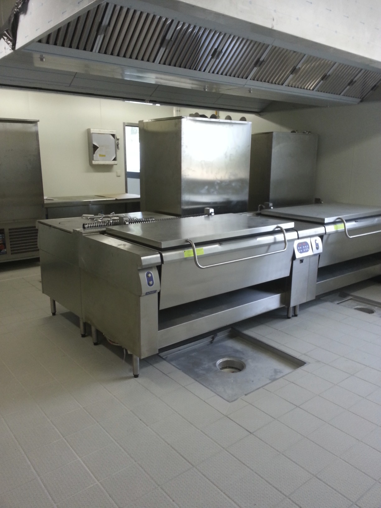 Darmac darmac laverie for Machine de cuisson