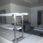 passe plats zone de distribution cuisine professionnelle