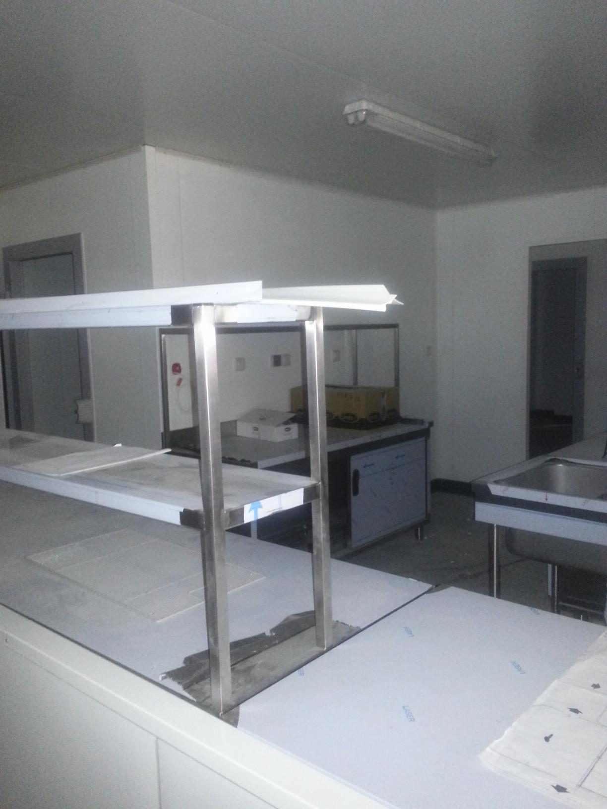Darmac zone de distribution en cuisine professionnelle for Passe de cuisine